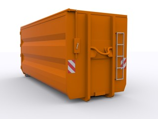 Abroll Container