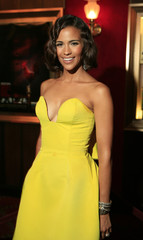 "Actress Paula Patton arrives at the world premiere of ""Idlewild"" at the Ziegfeld Theatre in New York City"