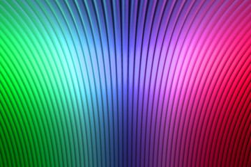 Abstract colorful lines design