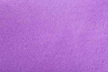 Lilac felt texture as background