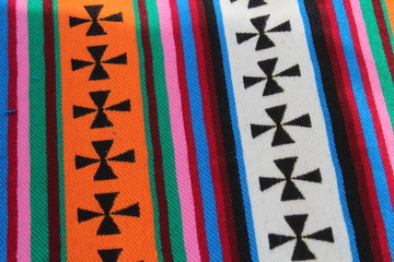 Traditional Tibetan Patterned Material