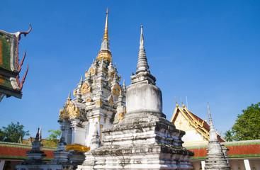 Wat Pha Boromathart Chaiya Suratthani, Thailand.