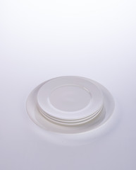 plate or ceramic tableware on the background.