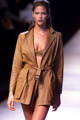 PACO RABANNE READY-TO-WEAR FASHION COLLECTION SHOWN IN PARIS.