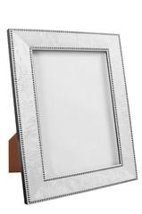 Green frame desktop for photo
