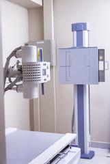 Hospital scan machine