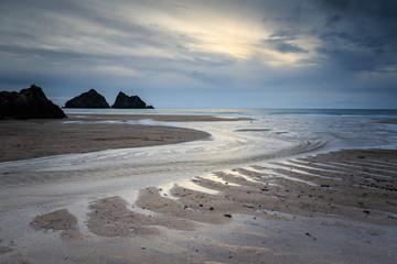 Fototapete - Hollywell bay
