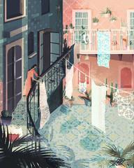 Balcony - Granada