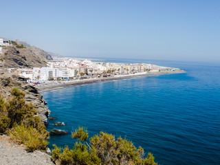 Pueblo del Mediterráneo