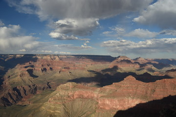 GRAND CANYON SCENIC VIEW