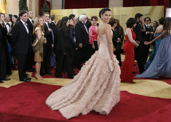 Best actress nominee Penelope Cruz arrives at the 79th Annual Academy Awards in Hollywood