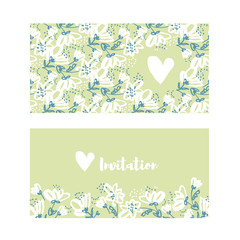 Freehand drawing flower in pale tender color. Shabby floral design element for card, header, invitation. Vector illustration for surface design.