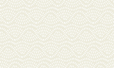 Stores à enrouleur Style Boho Rice seamless pattern for background, fabric, wrapping paper. Concept simple rice grain pattern on light background. print and web design with traditional wealth and happiness symbol