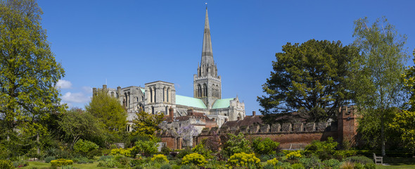 Chichester in Sussex