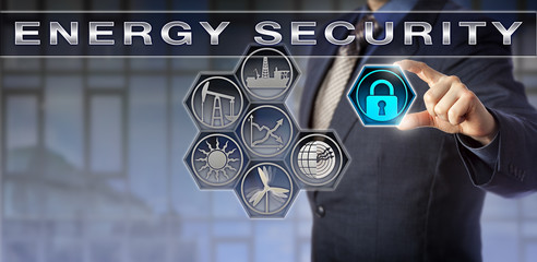 Blue Chip Manager Activating ENERGY SECURITY