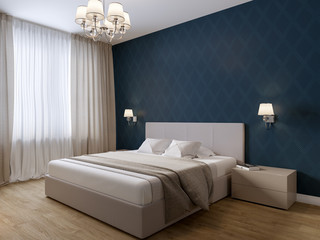 Urban Contemporary Modern Bedroom Interior Design
