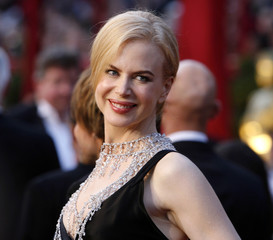 Actress Nicole Kidman arrives at the 80th annual Academy Awards in Hollywood