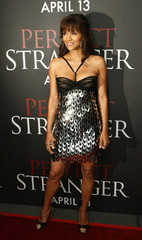 "Actress Halle Berry attends premiere of  ""Perfect Stranger"" in New York"