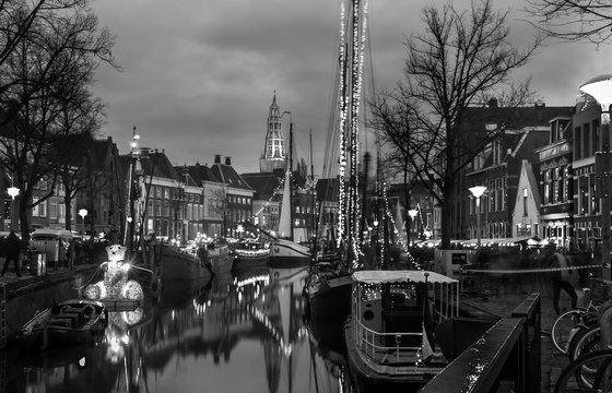 Winterwelvaart in Groningen, Chistmas event