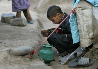 Kashmiri earthquake survivor writes in a refugee camp in Gari Dopatta