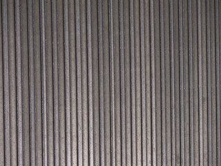 Raised metal lines