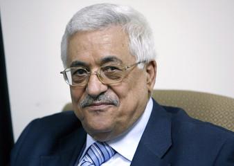 Palestinian President Abbas meets Welch in Ramallah