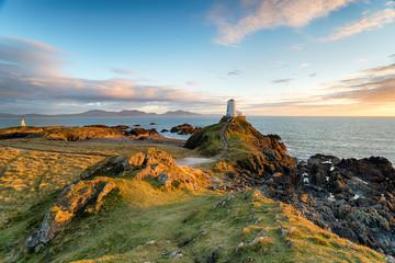 Cadres-photo bureau Cote Llanddyn Island in Anglesey