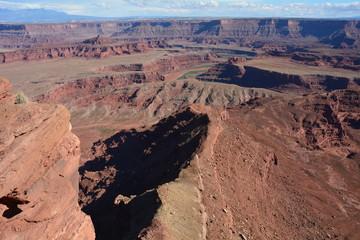 Land der unendlichen Canyons