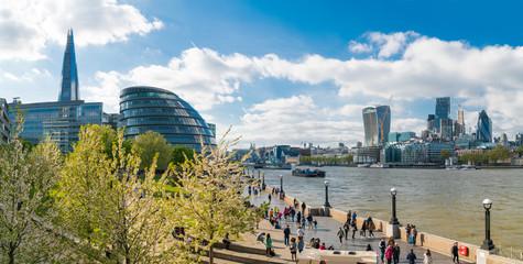 London Panorama Scene