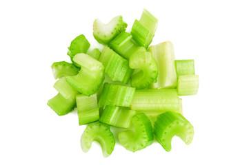 cuts celery twig