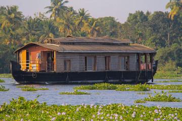 Boat House at Kumarakom