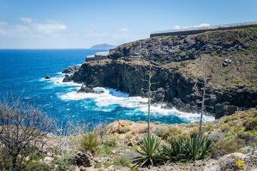 Cliffs of Las Palmas de Gran Canaria
