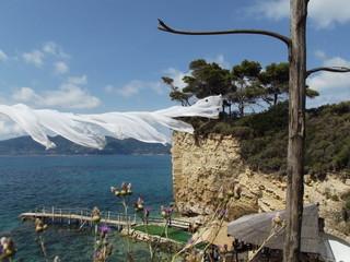 Island by Laganas Zakynthos Greece