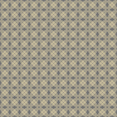 Geometric fine abstract octagonal background. Seamless modern pattern