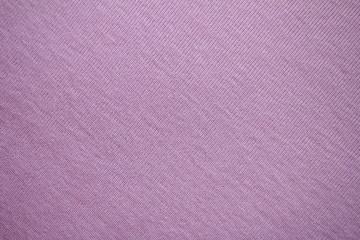 текстура однотонной  вязаной ткани , сиреневого цвета