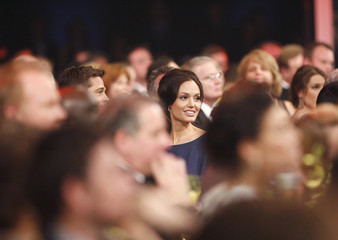 Angelina Jolie attends the 15th annual Screen Actors Guild Awards in Los Angeles