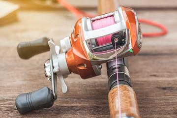 Fishing tackle - Baitcasting Reel,