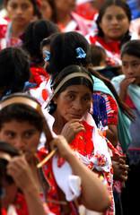 MEXICAN TZOTZIL INDIAN WOMEN FOR STORY MEXICO-CHIAPAS.