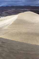 Maspalomas Duna's - The desert before the ocean