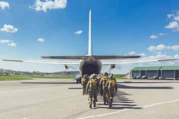 Fallschirmjäger Sprungdienst