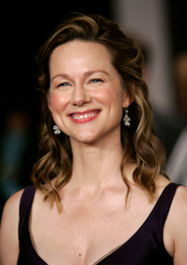 """Actress Laura Linney arrives at the """"AMC presents Premiere Magazine's Women in Hollywood"""" award show.."""