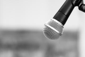 Mikrofon, Nahaufnahme