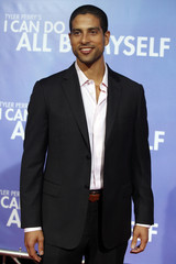 """Actor Rodriguez arrives at premiere of """"I Can Do Bad All by Myself"""" in New York"""