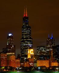 Fototapete - Chicago