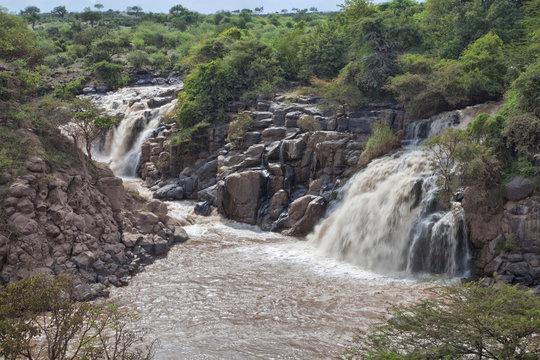 Awash Falls, Awash National Park, Ethiopia
