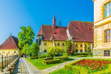 Wall Mural - Medieval fortress Sighisoara, Transylvania, Romania