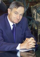 FINANCE MINISTER OF FRANCE MER DURING MEETING WITH ARGENTINE PRESIDENTKIRCHNER.