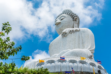 Big Buddha at Phuket Thailand