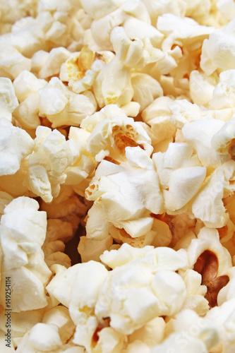 Popcorns Popcorn Texture Pattern As Background Wallpaper