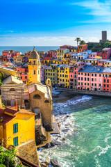 Vernazza, Cinque Terre National Park, Liguria, Italy